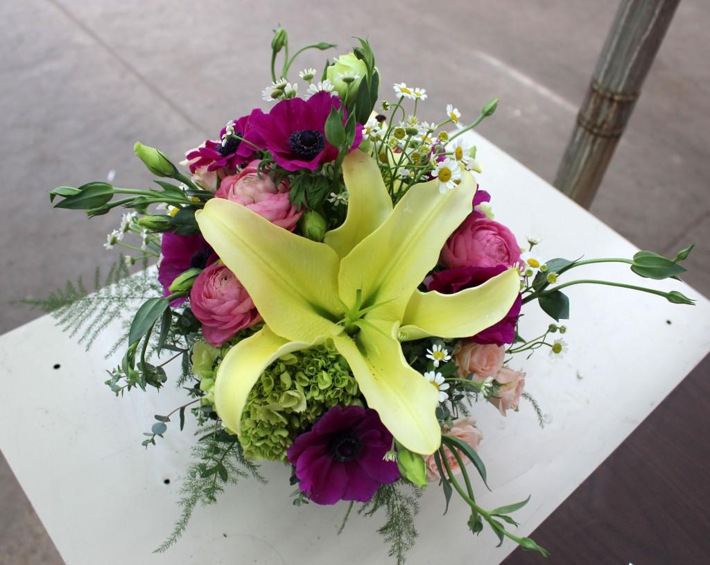Allison Linder Peony Vase 3