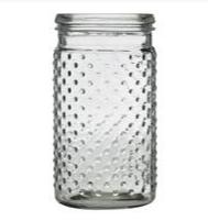 Hobnail Jar 2